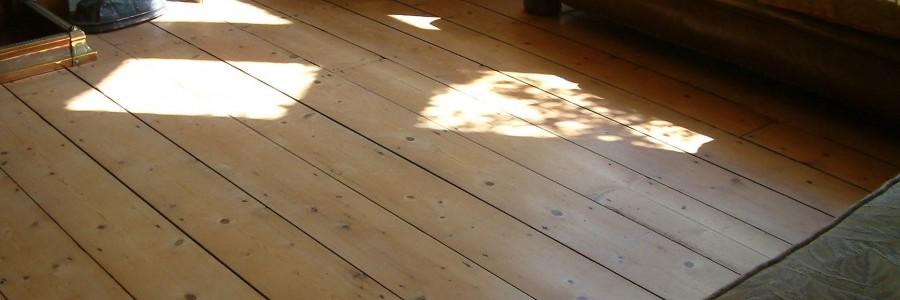 Floorboard Gaps