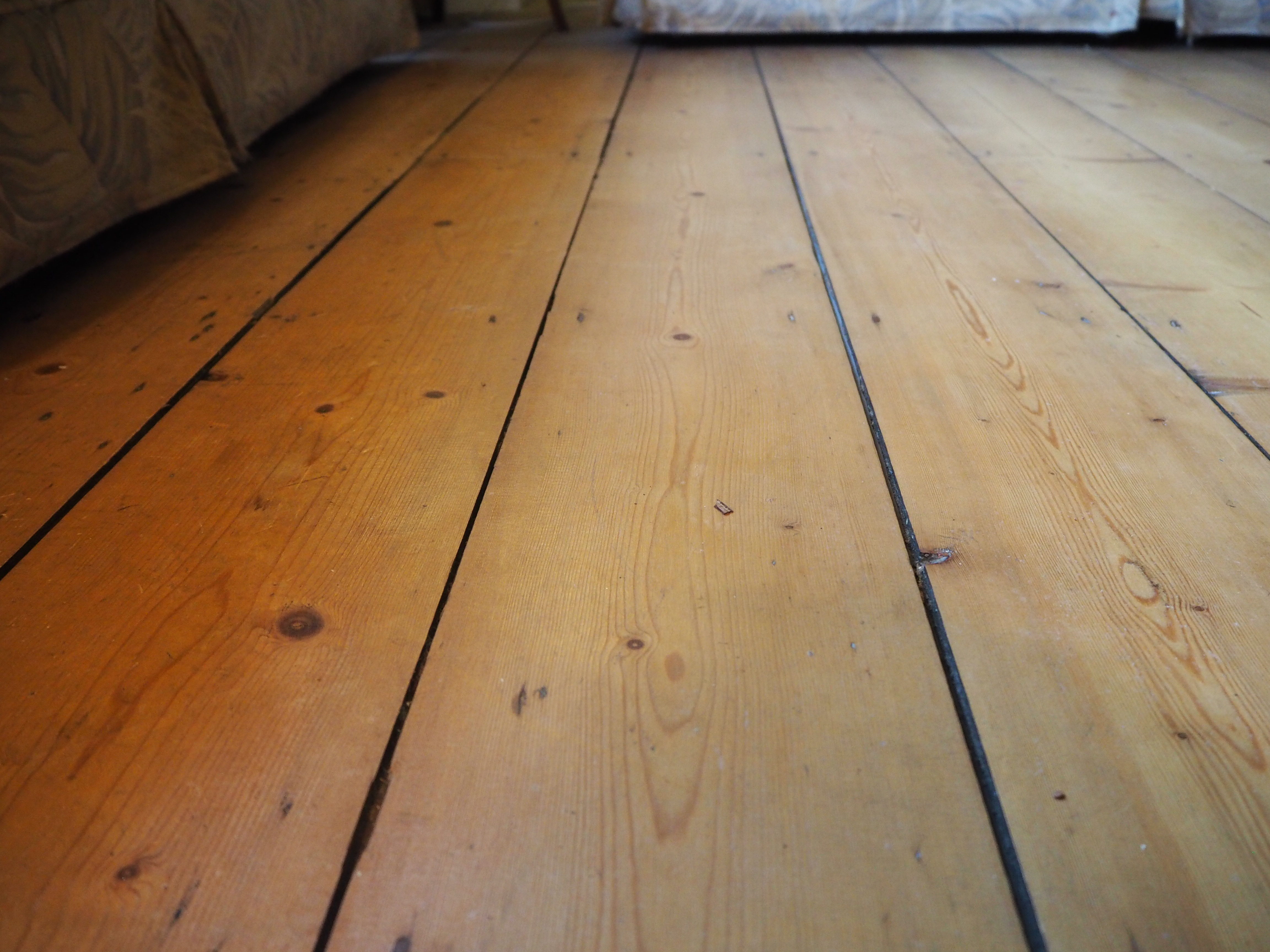 Do I Have Tongue And Groove Floorboards Stopgap Answers