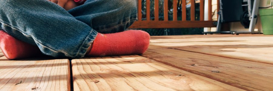 Do you want to stop weeds growing under your decking? We need your help!